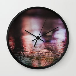 Water Splash Wall Clock