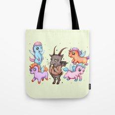 Evil Is Magic Tote Bag