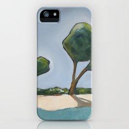Coexist iPhone Case
