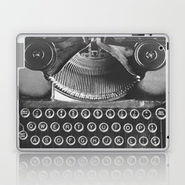 Vintage Typewriter - Before Email Laptop & iPad Skin