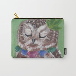 What Does the Owl Dream? Carry-All Pouch