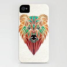 bear Slim Case iPhone (4, 4s)