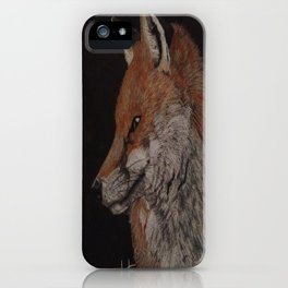 Mr.Fox iPhone Case