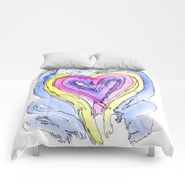 Flow Series #14 Comforters