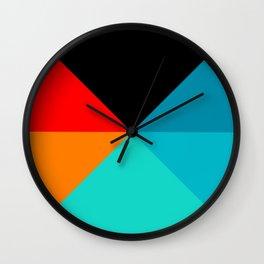 Gemini Hourglass Wall Clock