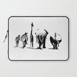 Animal Bums Laptop Sleeve