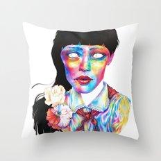 Ludmila Throw Pillow