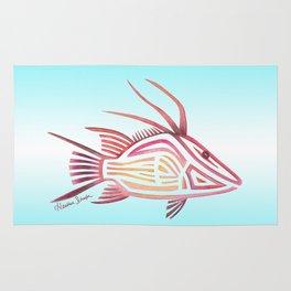 Hogfish Rug