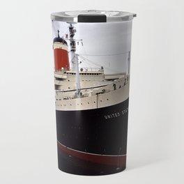 Steamship United States IMO 5373476 Travel Mug