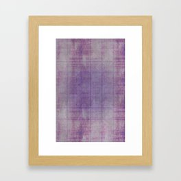 Vanishing Illusion Framed Art Print