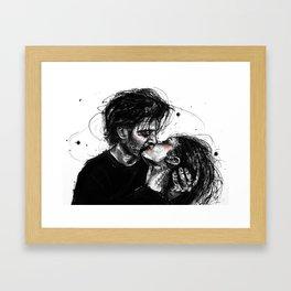 The Power of Love Framed Art Print