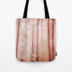 into the woods 14 Tote Bag