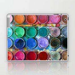Pallet Abstract Art Laptop & iPad Skin