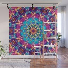 Flower Of Life Mandala (Cosmos) Wall Mural