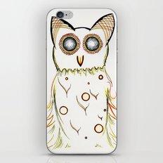 Faux Flammulated Fauna iPhone & iPod Skin