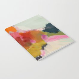 paysage abstract Notebook