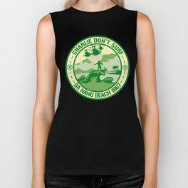 Charlie Don't Surf 1 Da Nang Beach 1967 T-Shirt Biker Tank