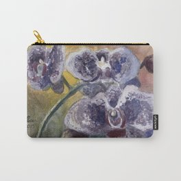 Orchid Morning Carry-All Pouch