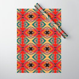 Southwest Pattern Wrapping Paper