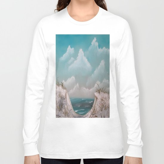 Beach Getaway Long Sleeve T-shirt