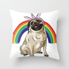 One day... Throw Pillow