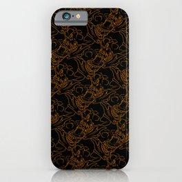 Skull Tessellation iPhone Case