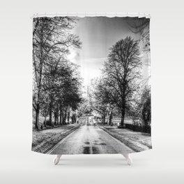 Greenwich Park London Shower Curtain