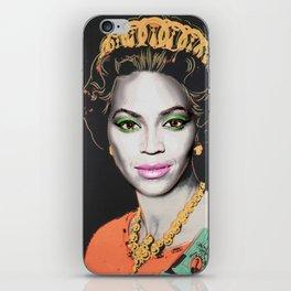 Queen Bey iPhone Skin