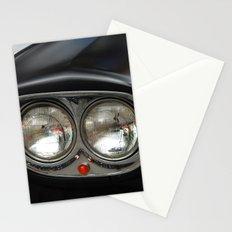 Black Car Stationery Cards