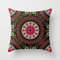Mandala 54 Throw Pillow