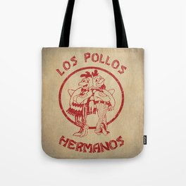 Los Pollos Hermanos vintage ( Breaking Bad ) Tote Bag