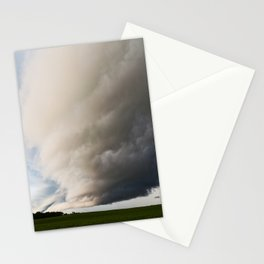 Wall Cloud 1 Stationery Cards