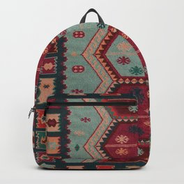 V31 Traditional Colored Moroccan Carpet. Backpack