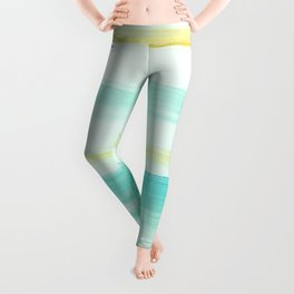 Sea Stripes Leggings