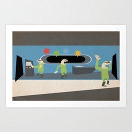 Project:TBA Art Print