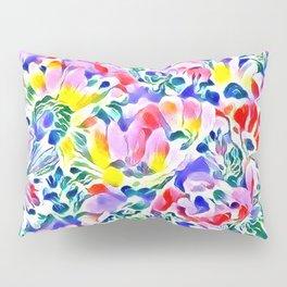 Floral Summer greetings 1A Pillow Sham