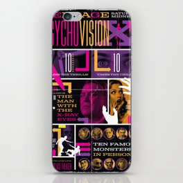 Spook Show Tribute Poster 03 iPhone Skin