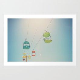 skyglider ... Art Print
