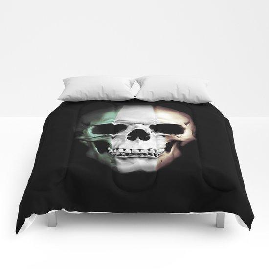 Irish Skull Comforters