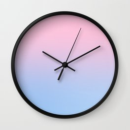 Early Morning Sunrise Wall Clock