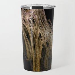 3D Fractal Tangle Travel Mug