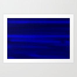 darkBlue sky Art Print