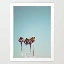 Vacation Feelings Art Print