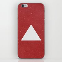 abyss iPhone & iPod Skins featuring Abyss by Roxy Leaver
