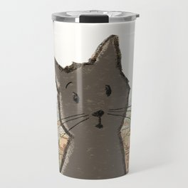 City Cat Travel Mug