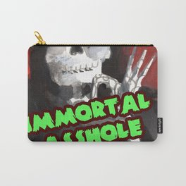 immortal asshole Carry-All Pouch