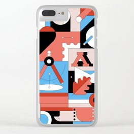 Creative Engineering Clear iPhone Case
