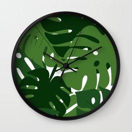 Animal Totem Wall Clock