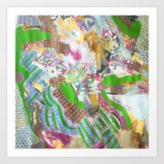 Sketchbook Print 1 Art Print