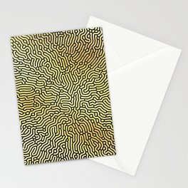 Abstract Pattern XIX Stationery Cards